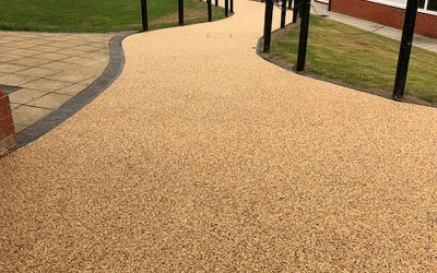 Danes Hill School Pathway Project