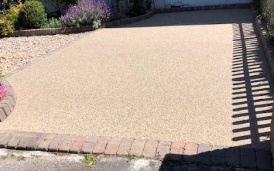 Forest Hill Resin Bound Gravel Project