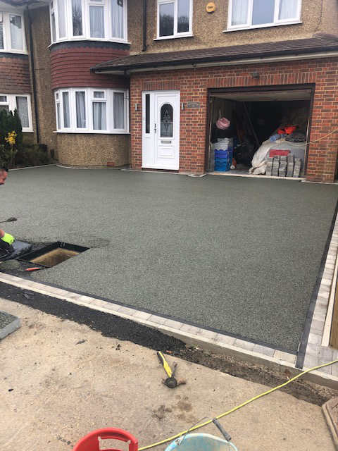 Tadworth Resin Bound Gravel