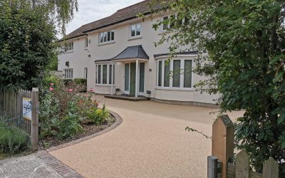 Dulwich Resin Bound Gravel Project